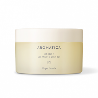 Очищающий шербет - Aromatica Orange Cleansing Sherbet
