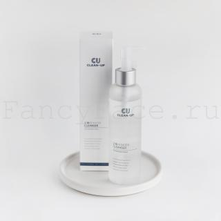 Очищающая вода 2 в 1 - Cu Skin Clean-Up 2 in 1 Water Cleanser