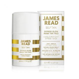 Экспресс-маска для лица автозагар JAMES READ EXPRESS GLOW MASK TAN FACE