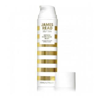 Экспресс-маска для тела автозагар JAMES READ EXPRESS GLOW MASK TAN BODY